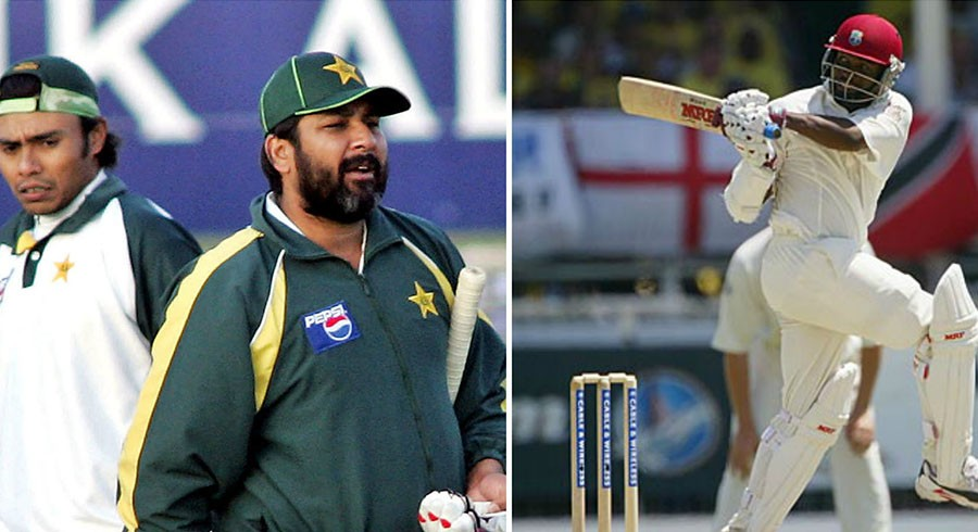 Inzamamul Haq opens up on Danish Kaneria's failed attempt to provoke Brian Lara