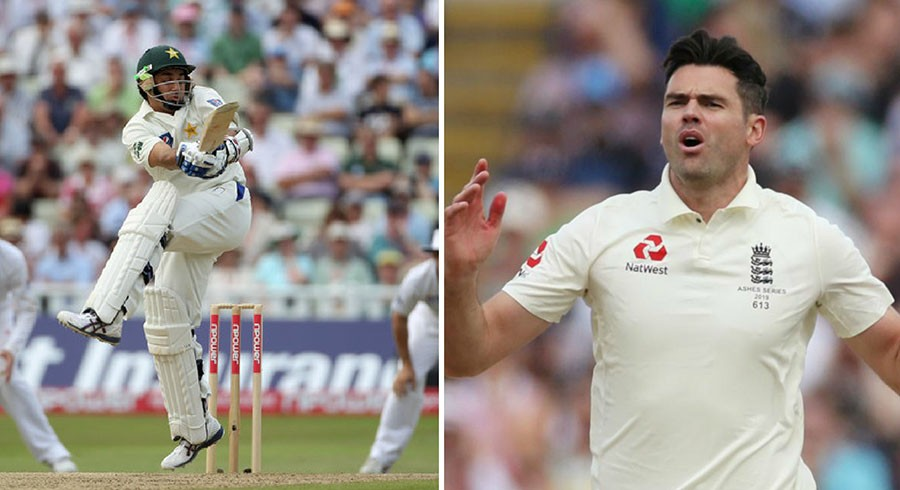 Wanted to smash Anderson's head: Ajmal recalls hilarious exchange from 2010 Test