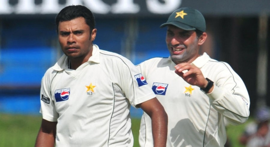 Check your stats first: Kaneria hits back at Iqbal over Lara sledge