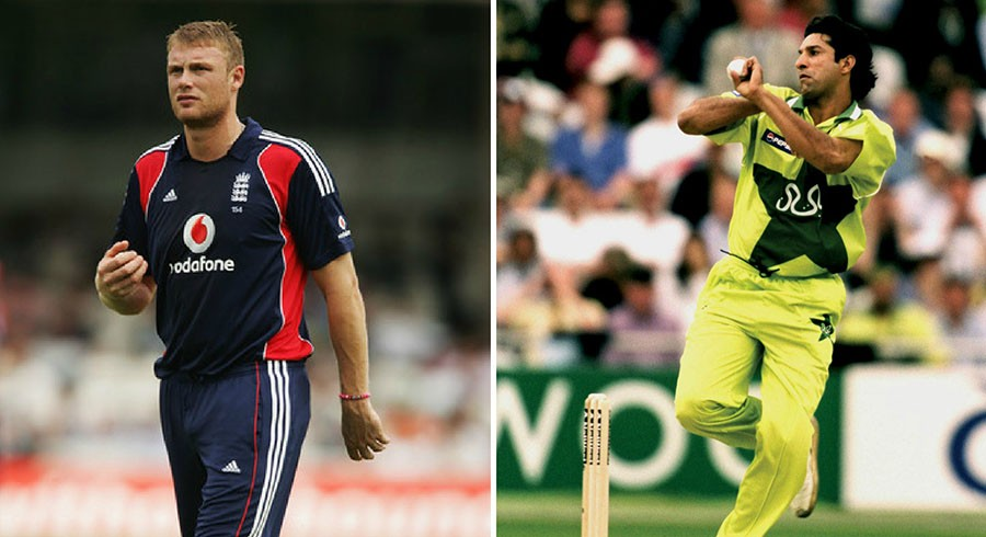 Wasim Akram played a massive part in my career: Andrew Flintoff