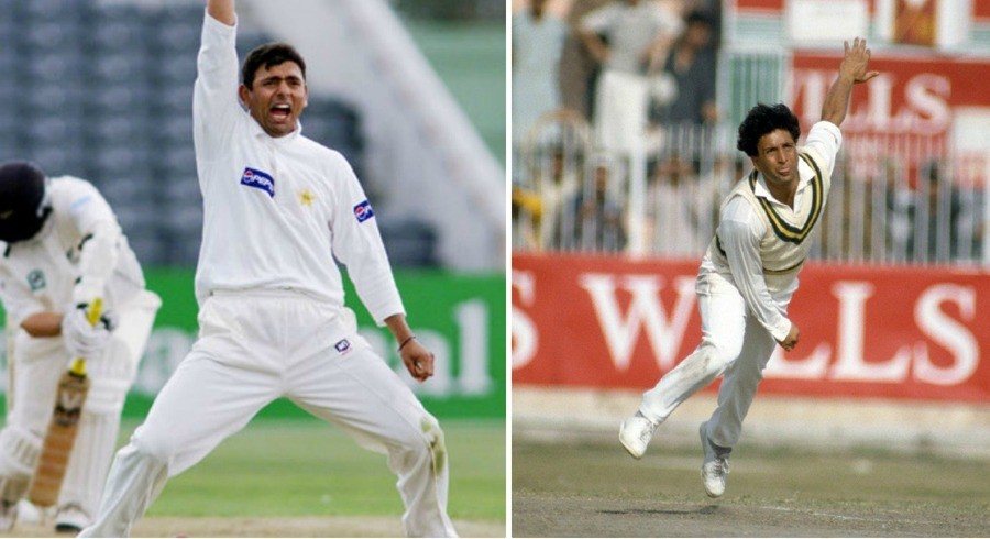 Saqlain Mushtaq reveals how Abdul Qadir influenced his lethal doosra
