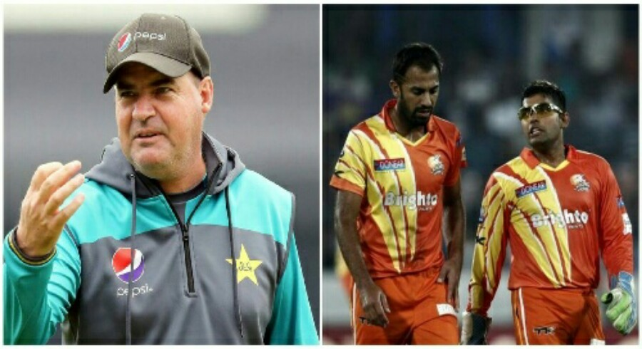 Mickey Arthur recalls spat with Wahab Riaz, working with frustrating Umar Akmal