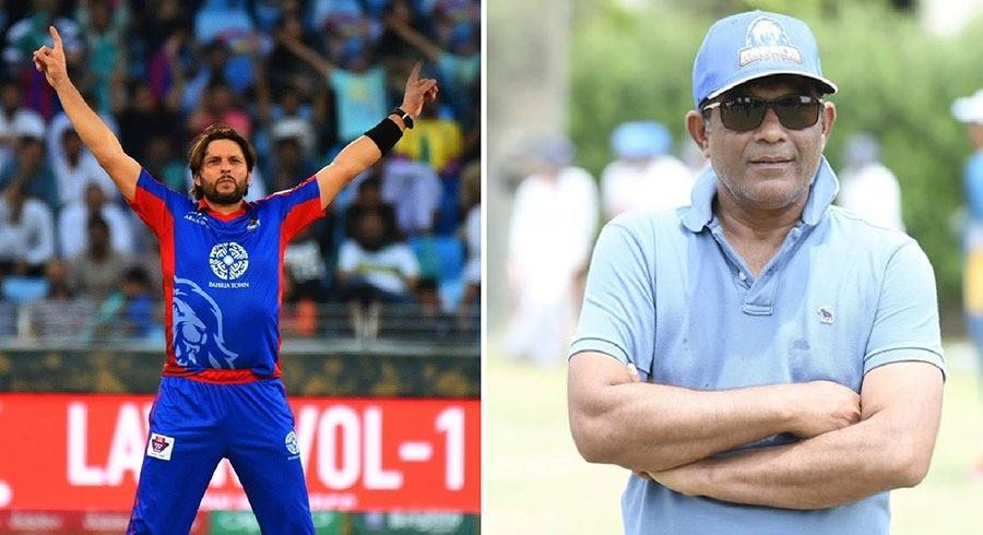 Karachi Kings keen to rope in Shahid Afridi, Rashid Latif for new roles