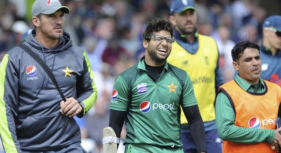 Pakistan team haunted by fear of failure: Imamul Haq