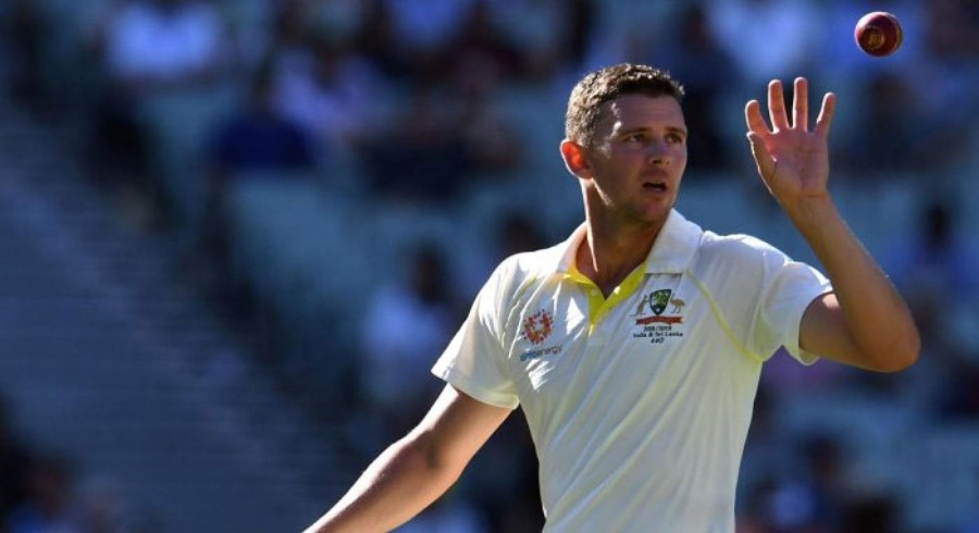 Australia's Hazlewood says players willing to take pay cuts
