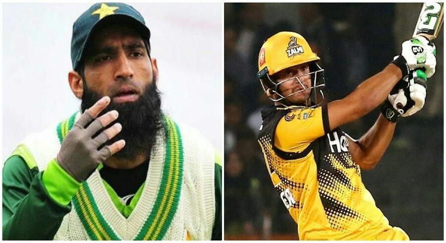 Don't become a 'falooda' player: Yousaf warns Haider Ali