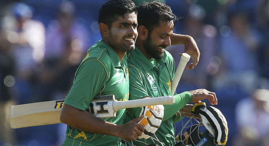 Mohammad Hafeez includes Babar Azam among his 'dream' opening partners