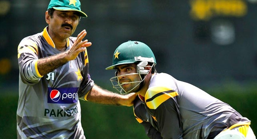 His international career is over: Abbas, Miandad back PCB's ban on Umar Akmal