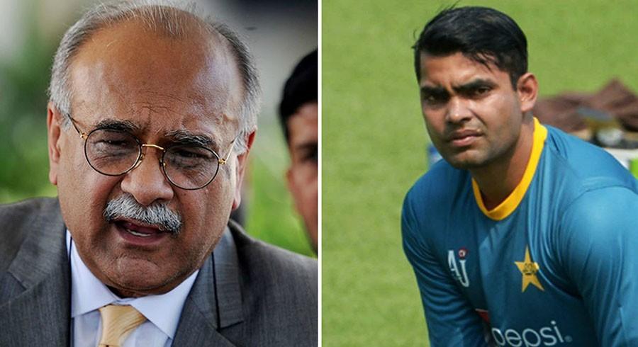 Umar Akmal needs psychiatric treatment: Najam Sethi