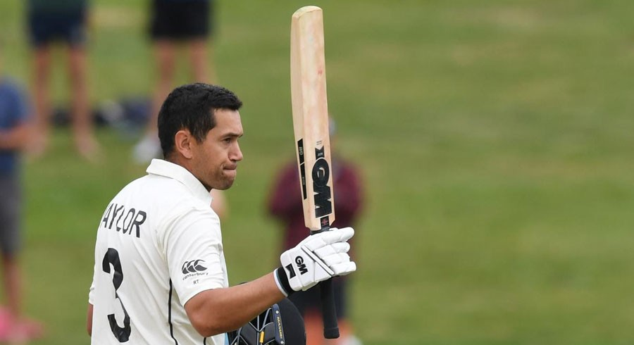Taylor wins Kiwi cricket's top gong, eyes World Cup exit in India