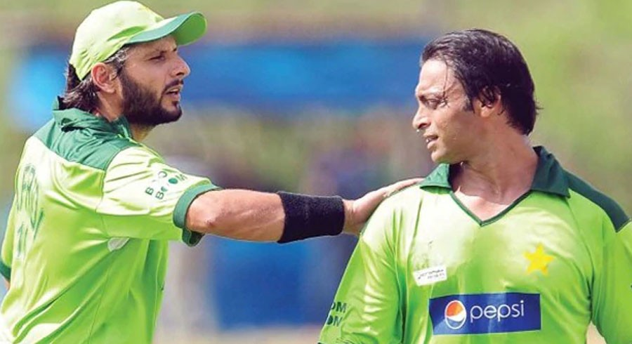 Yousaf, Afridi weigh in on Akhtar, Rizvi conflict