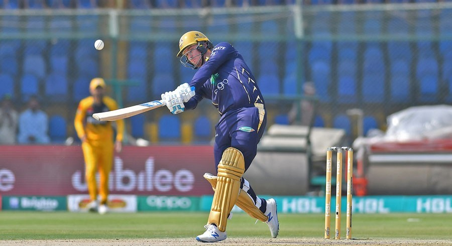 'Stir-crazy' Jason Roy recalls playing behind closed doors in PSL