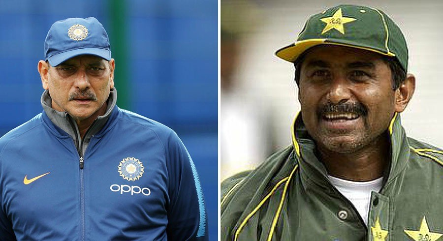 Ravi Shastri opens up on on-field rivalry with Javed Miandad