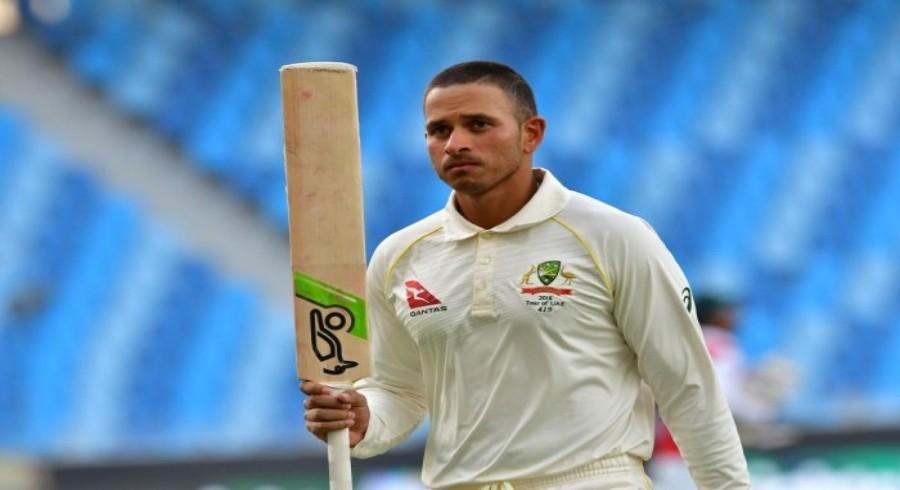 Closed door games for India series might help Australia: Usman Khawaja