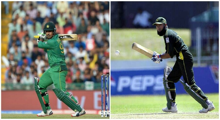 Yousaf touts Sharjeel as 'one of the best openers after Saeed Anwar'