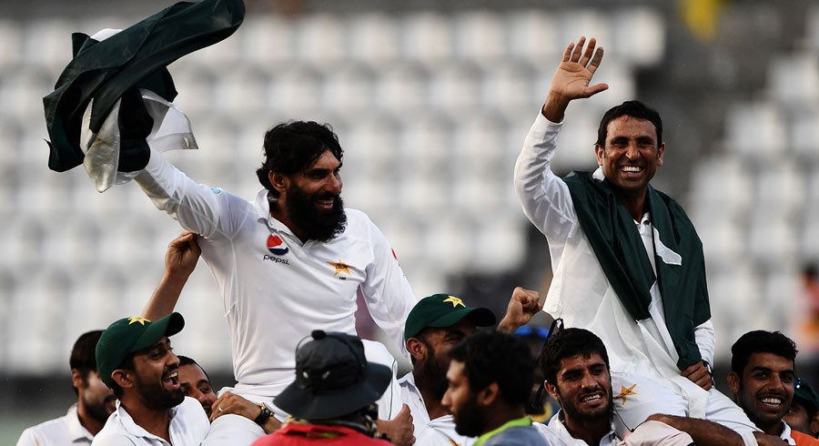 WATCH: Pakistan farewell Misbah, Younis with dramatic win on this day in 2017