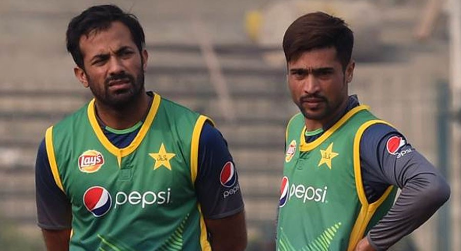 'Mohammad Amir, Wahab Riaz will be part of England tour'