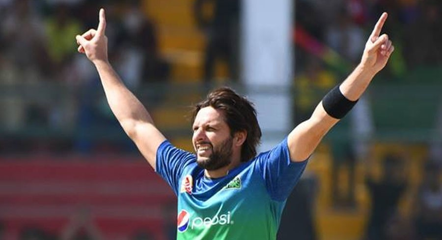 I want to represent Kashmir's team in PSL: Shahid Afridi