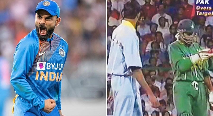 Most satisfying bowled: Kohli on Prasad dismissing Sohail in 1996 World Cup