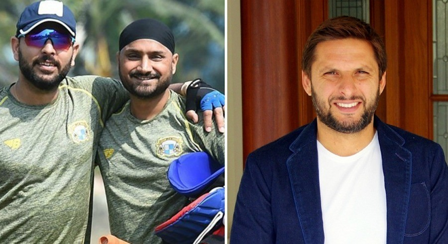 They are helpless: Afridi takes a dig at Harbhajan, Yuvraj