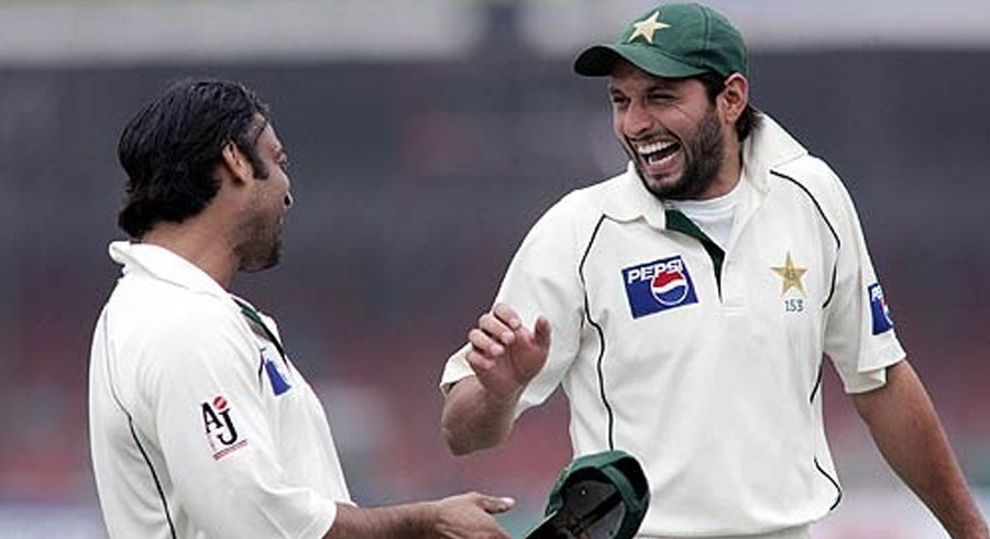 Shared jokes to overcome pain: Afridi recalls 2006 Test match against India
