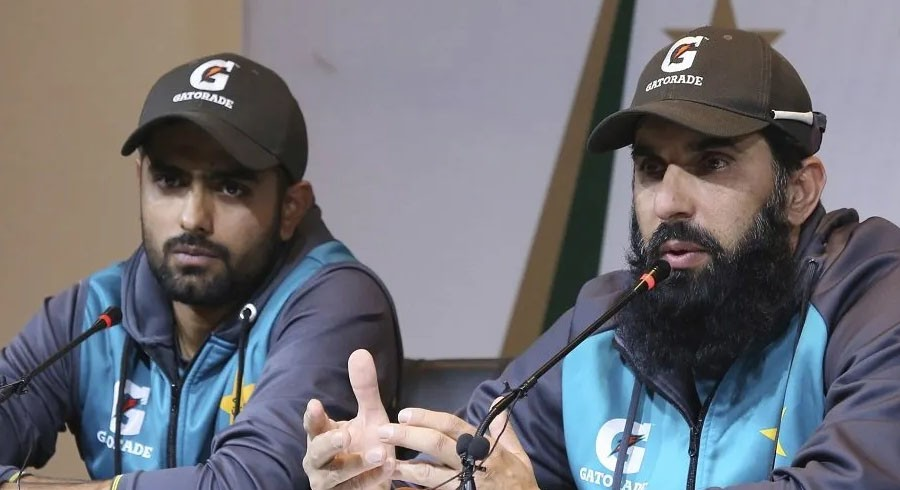 Babar Azam is best suited to lead the team by example: Misbahul Haq