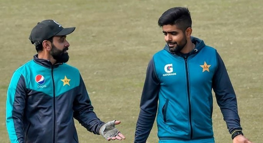 Babar Azam is not where I want him to be as a batsman: Hafeez
