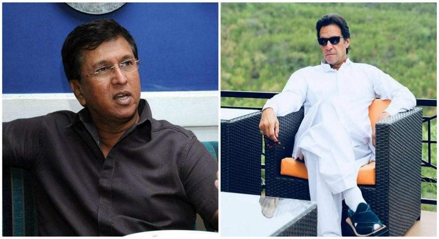 Imran Khan was always full of swag: Kiran More