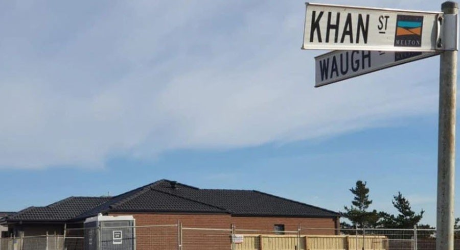 Streets named after Pakistan cricketers in Melbourne