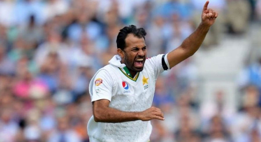 Wahab Riaz eager to prove himself on England tour