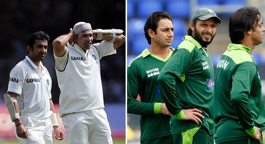 Laxman, Gambhir open up on rivalry with Pakistan cricketers