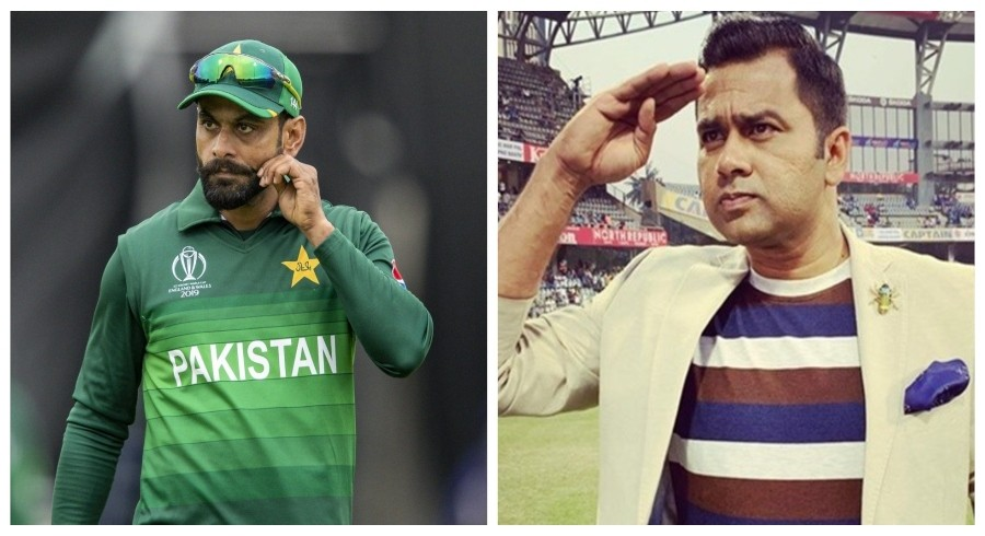 Confusion is synonymous with Pakistan cricket: Chopra on Hafeez's Covid-19 tests