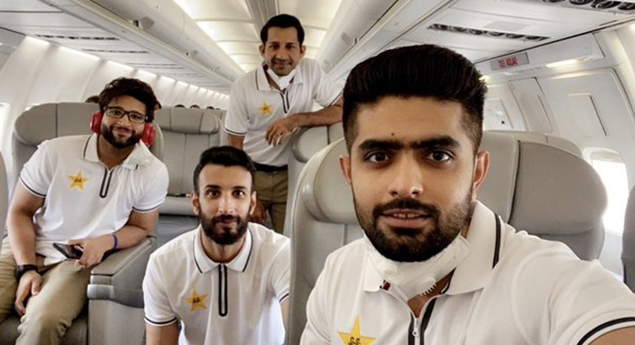 Depleted Pakistan squad arrives in England amid Covid-19 fears