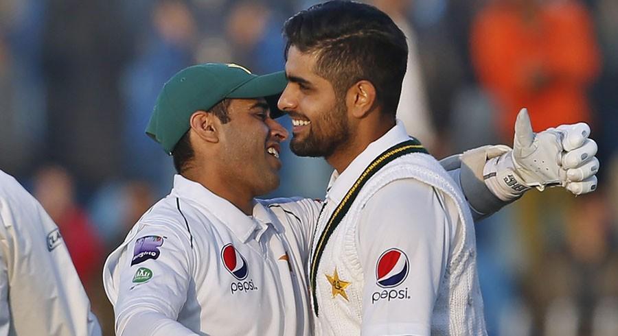 Proud to play alongside Babar Azam: Abid Ali