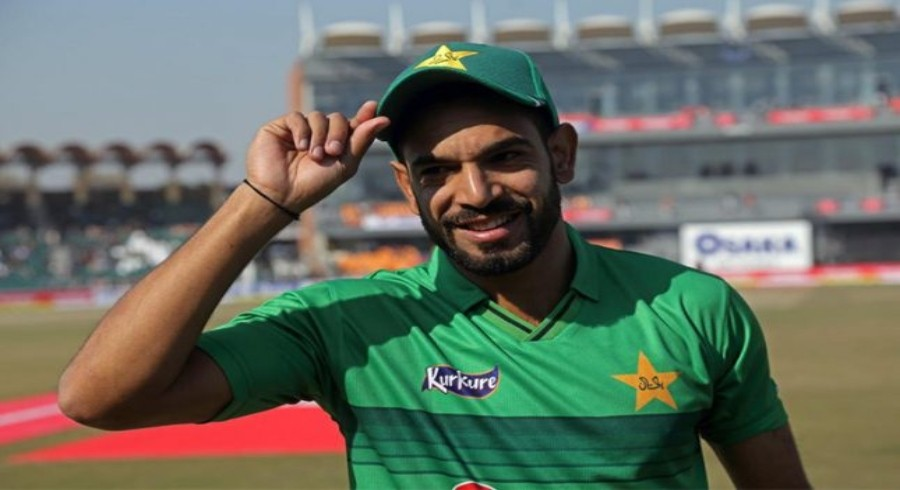 Haris Rauf tests positive for Covid-19 again