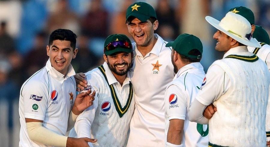 پاکستانی ''ینگ بریگیڈ'' انگلش بیٹنگ کو نشانہ بنائے گی