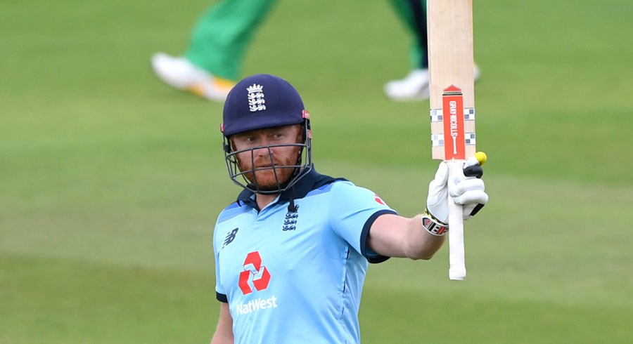 'Revved up' Bairstow stars as England clinch Ireland series
