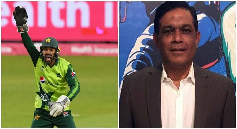 Team management is preparing Rizwan for captaincy: Rashid Latif