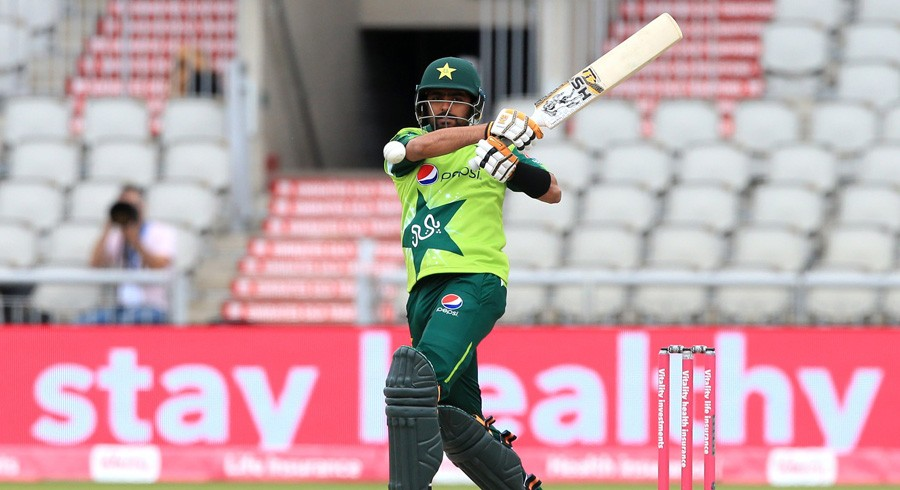 Babar equals Kohli, Finch's record in second England T20I