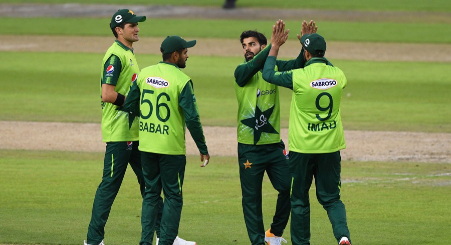 Pakistan likely to make two changes for third England T20I