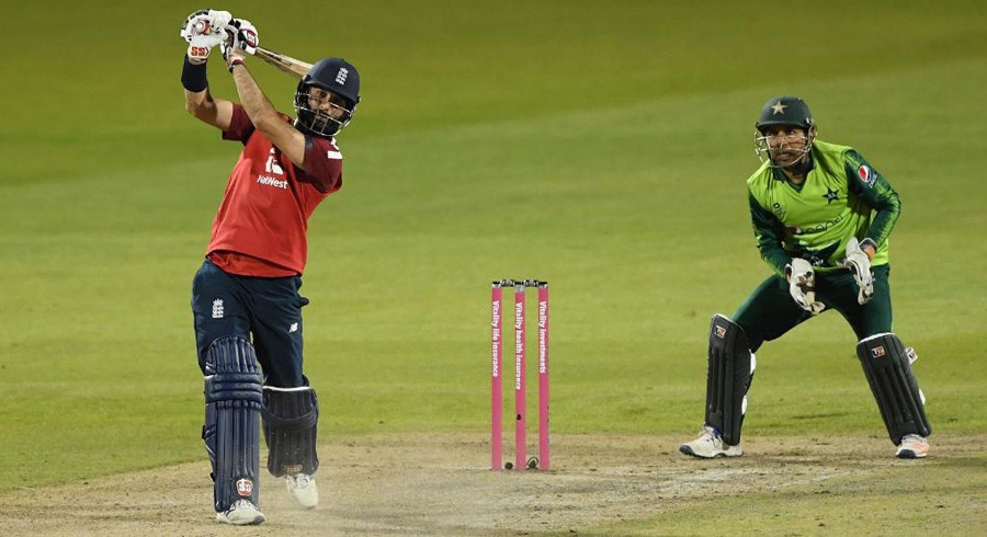 Three things we learned from England v Pakistan T20Is