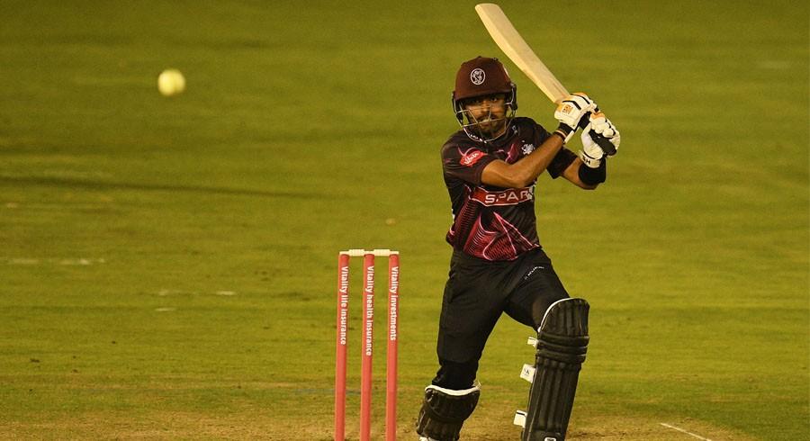 WATCH: Babar Azam scores breathtaking century in T20 Blast
