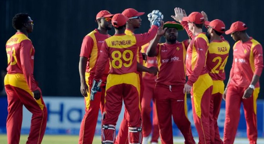 Zimbabwe announce 25-member training squad for Pakistan tour
