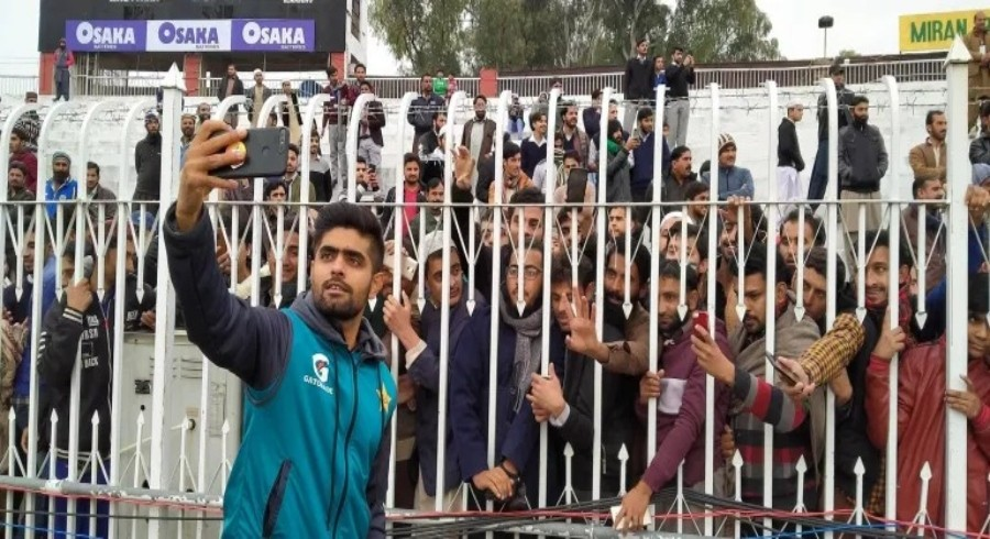 Don't judge us for comparing Babar Azam with modern day batting giants