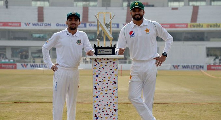 Solitary Pakistan, Bangladesh Test unlikely to take place before 2021