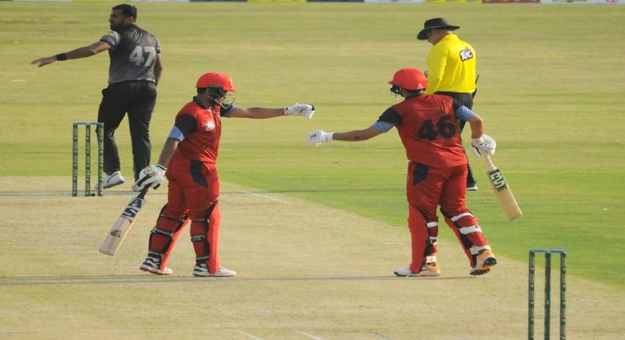 Haider, Zeeshan register record-breaking partnership in National T20 Cup opener