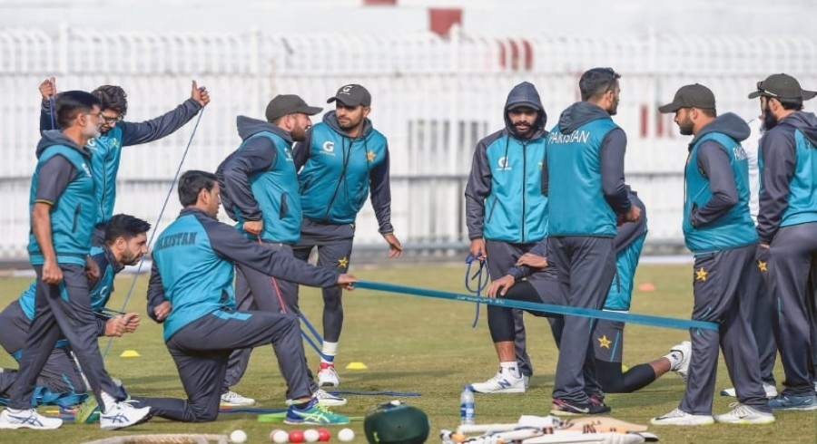 Preliminary Pakistan squad finalised for Zimbabwe, New Zealand series