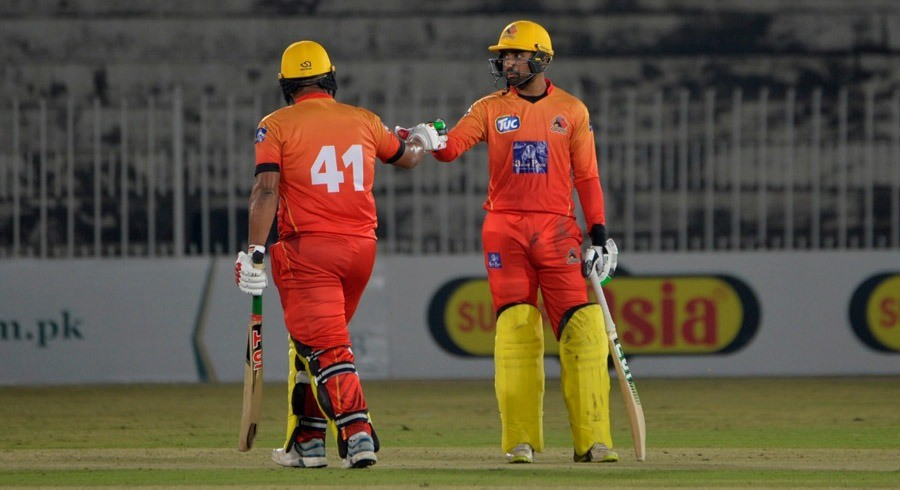 Danish Aziz opens up after upstaging Babar Azam in National T20 Cup