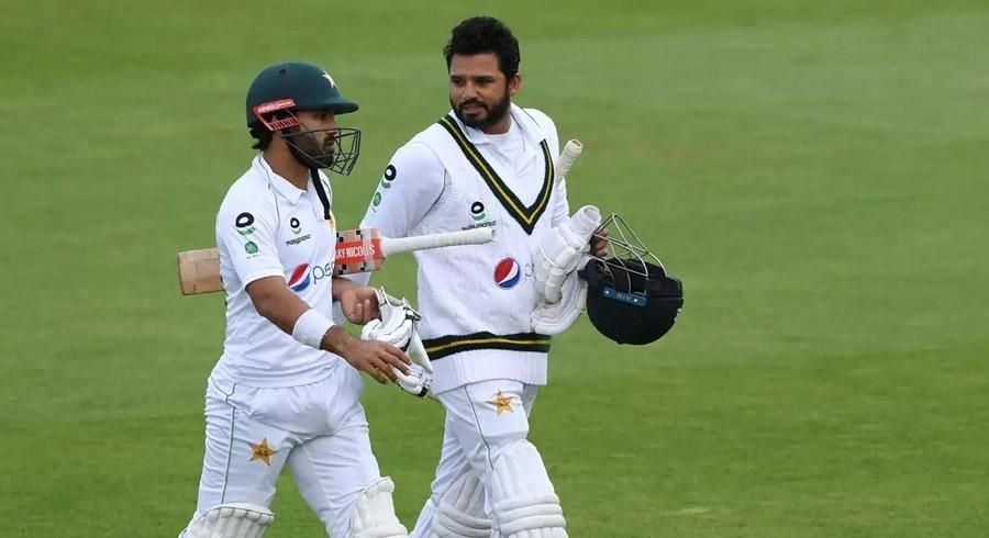 Azhar Ali and Mohammad Rizwan advance in ICC's Test batting rankings