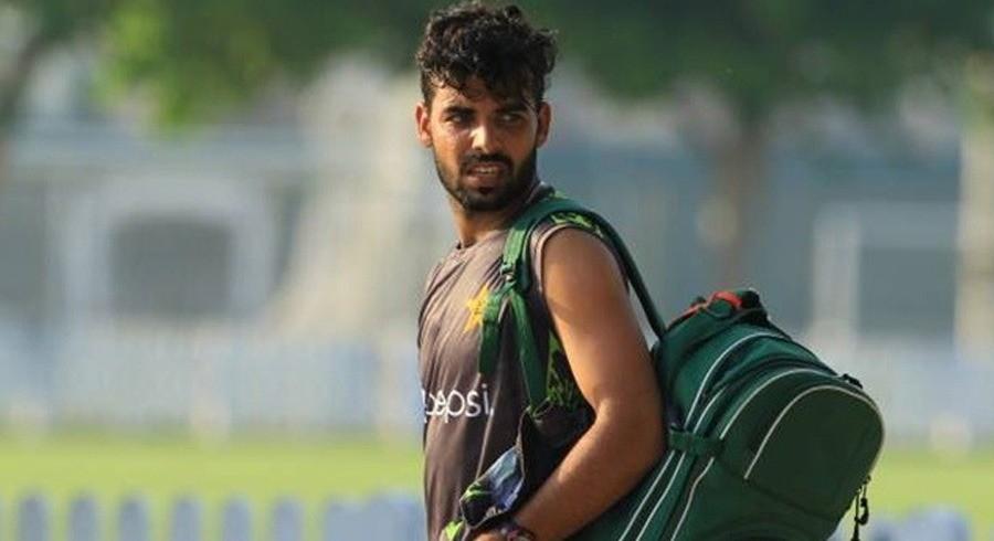 Shadab Khan ruled out of first Zimbabwe ODI